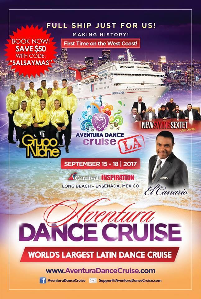 dance cruise