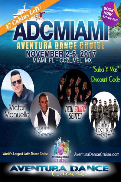 aventura dance cruise miami discount code