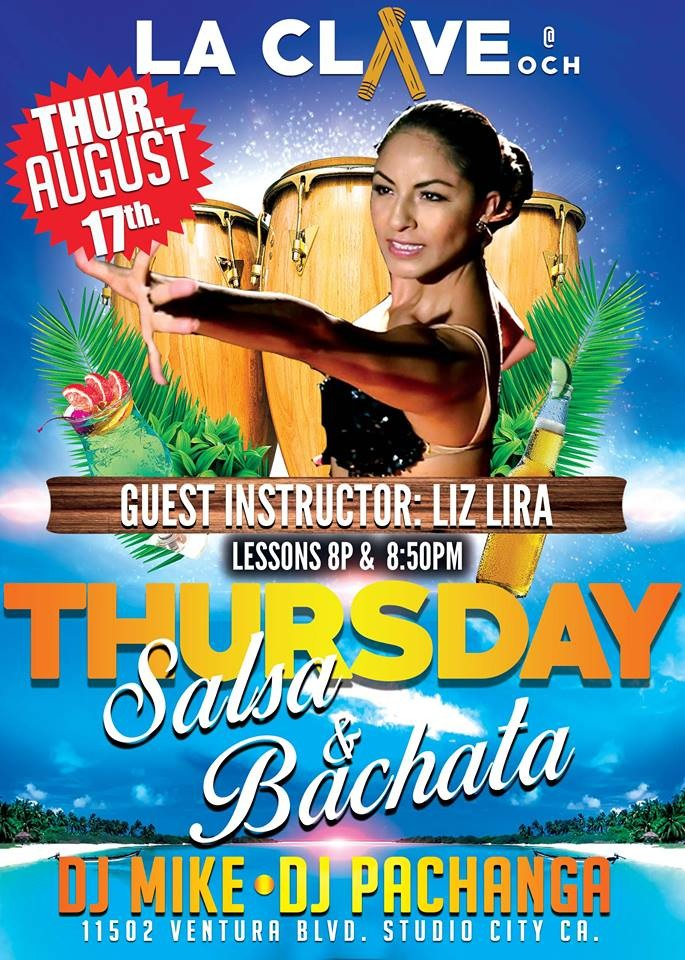 liz lira classes salsa dancing, classes, bachata, chachacha, dance instruction, dance club, los angeles, studio city