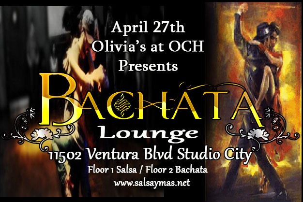 bachata dancing in los angeles, studio city