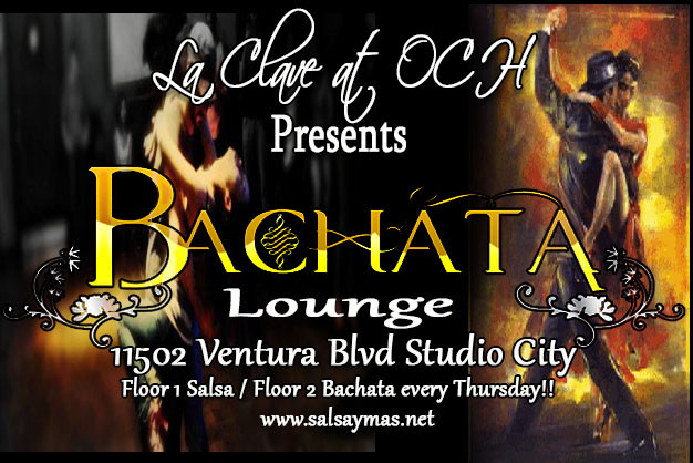 bachata dancing in los angeles, studio city