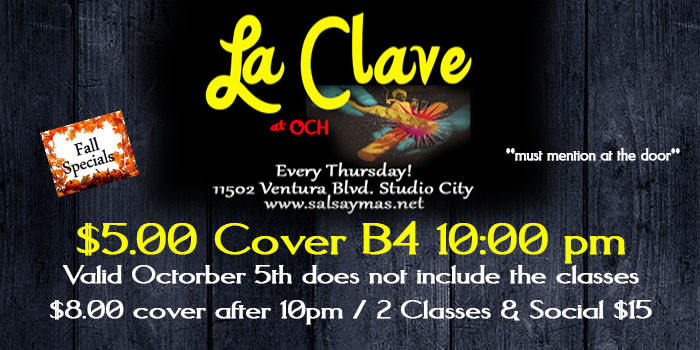 la clave salsa classes and dancing in los angeles
