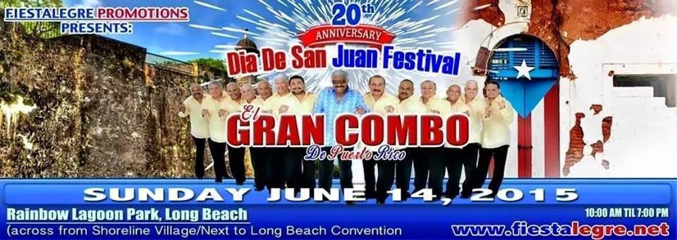 salsa dancing, Gran Combo los angeles