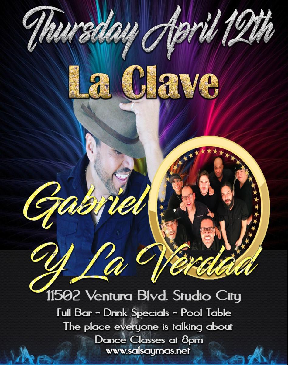 salsa dance instruction classes Live Salsa Music,La Clave LA