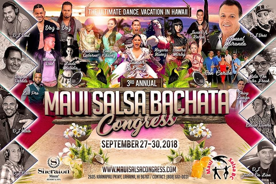 Salsa Bachata Congress discount tickets