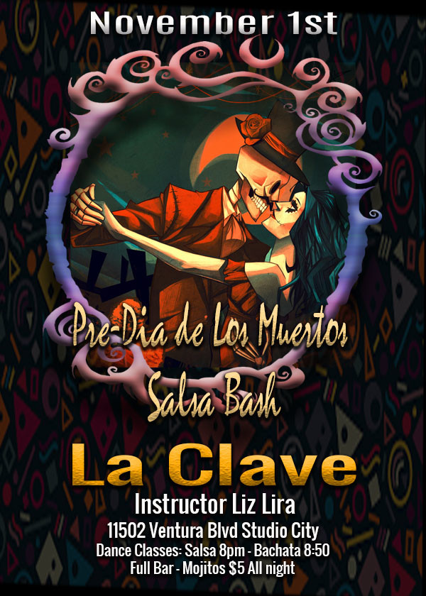salsa dance instruction classes , ON2, Salsa in los angeles, salsa and bachata studio city