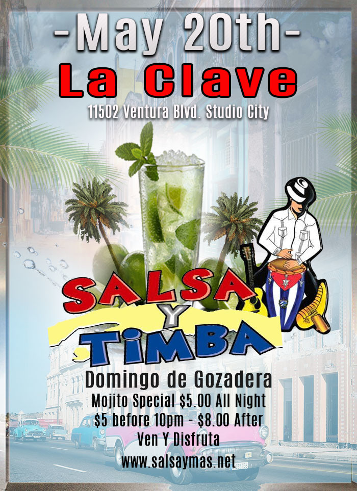 salsa dance instruction classes , ON2, Salsa in los angeles, Timba