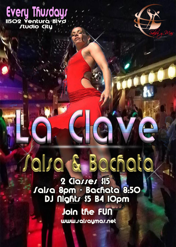 salsa dance instruction classes , ON2, Salsa in los angeles